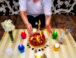 La magia blanca en los rituales con prendas intimas