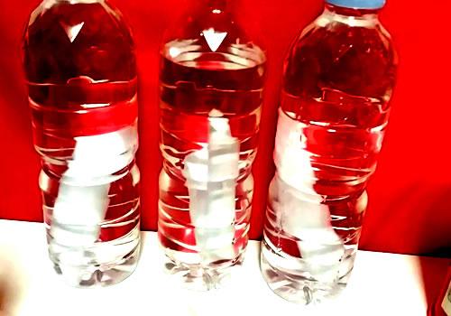 Ritual del Agua de Calzón con Agua Bendita